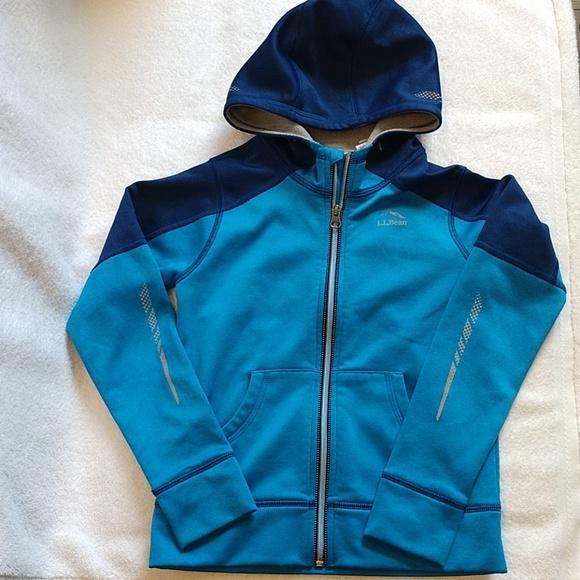 L.L. Bean Other - L.L. Bean Hooded Jacket